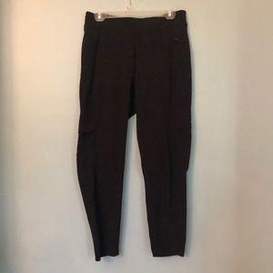 Athleta Chelsea Cargo Pants Black